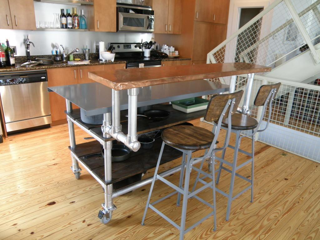 Diy Kitchen Island Designs Ideas Home Gardening