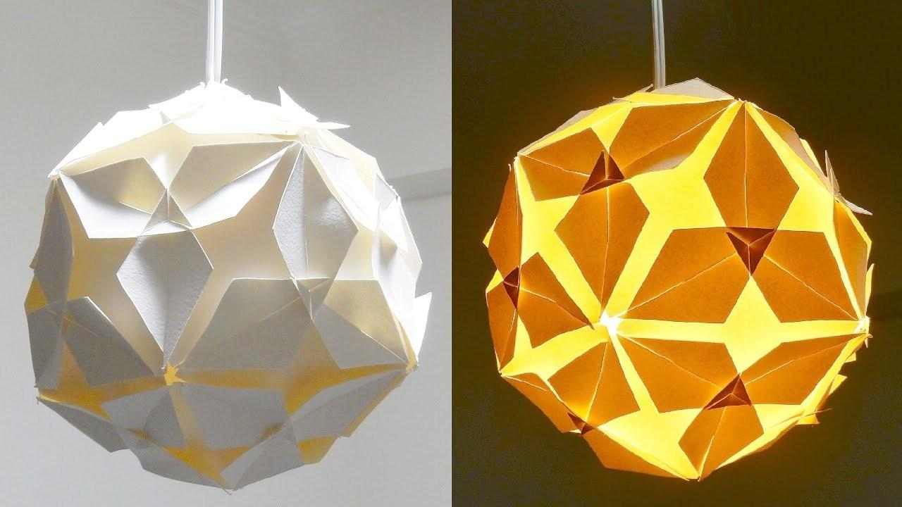 Diy Lamp Diamond Ball Make Lampshade Lantern