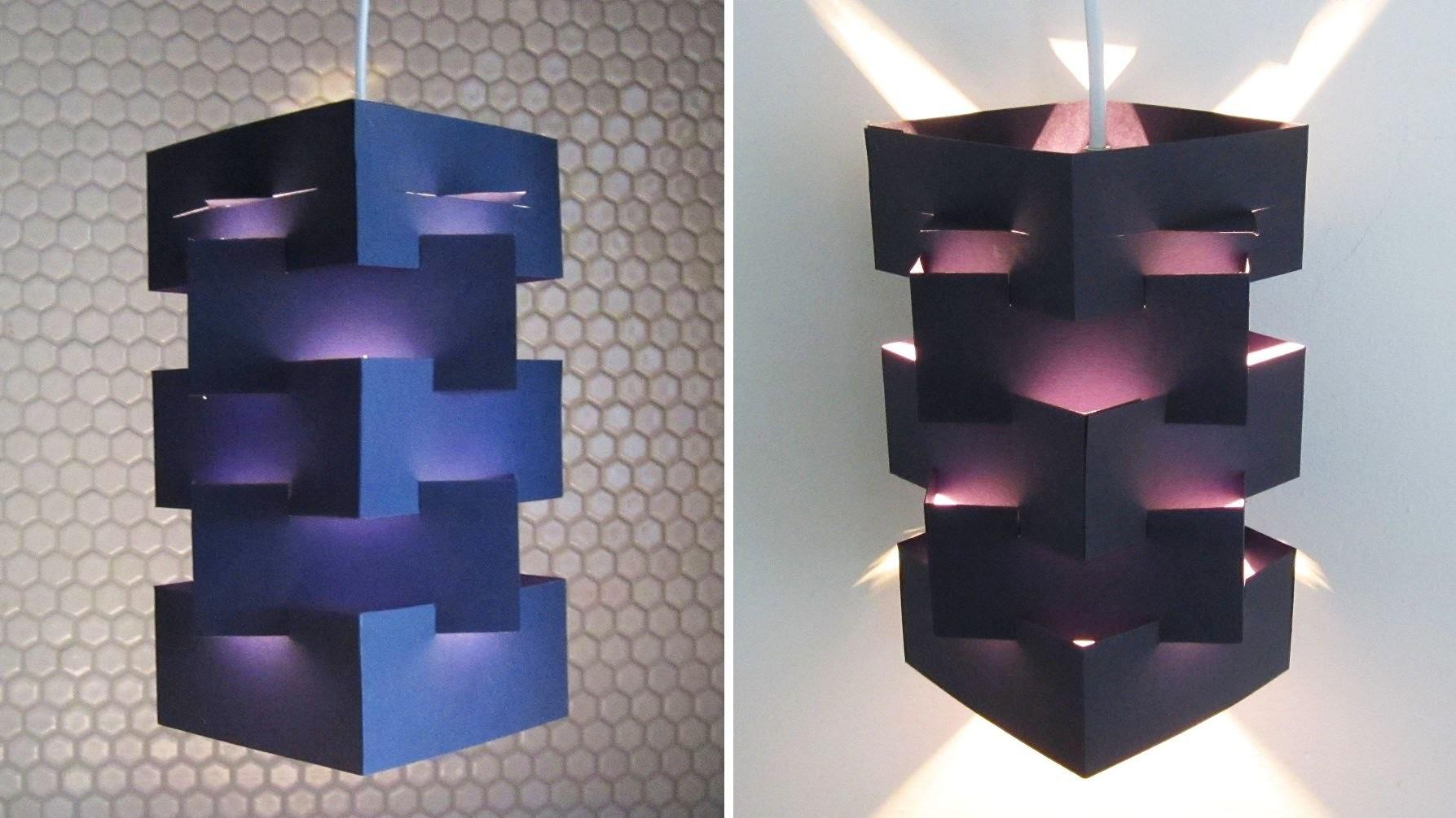 Diy Lamp Pendant Light Learn Make Lampshade
