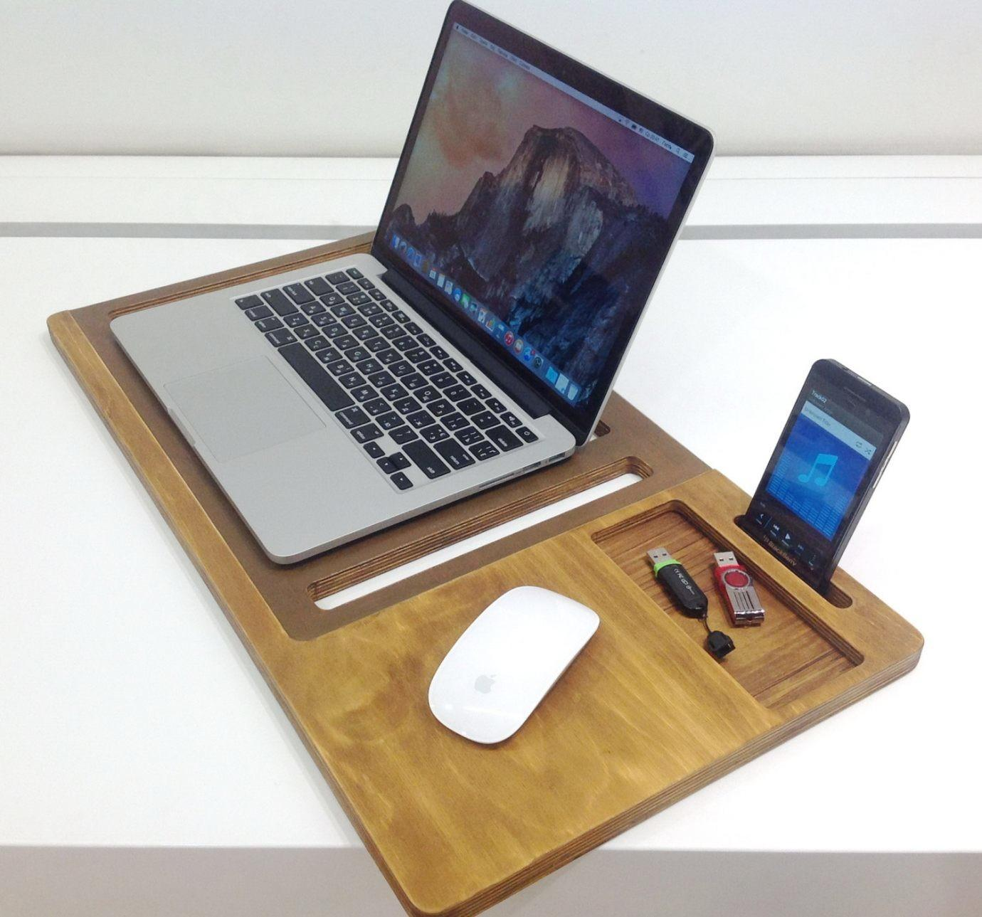 Diy Laptop Lap Desk Best Stand