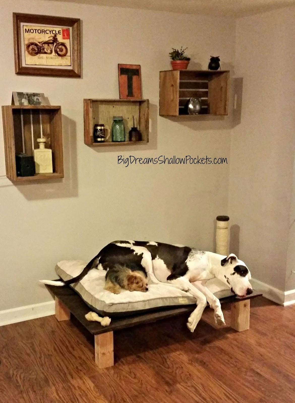 Diy Large Dog Beds Home Costumes