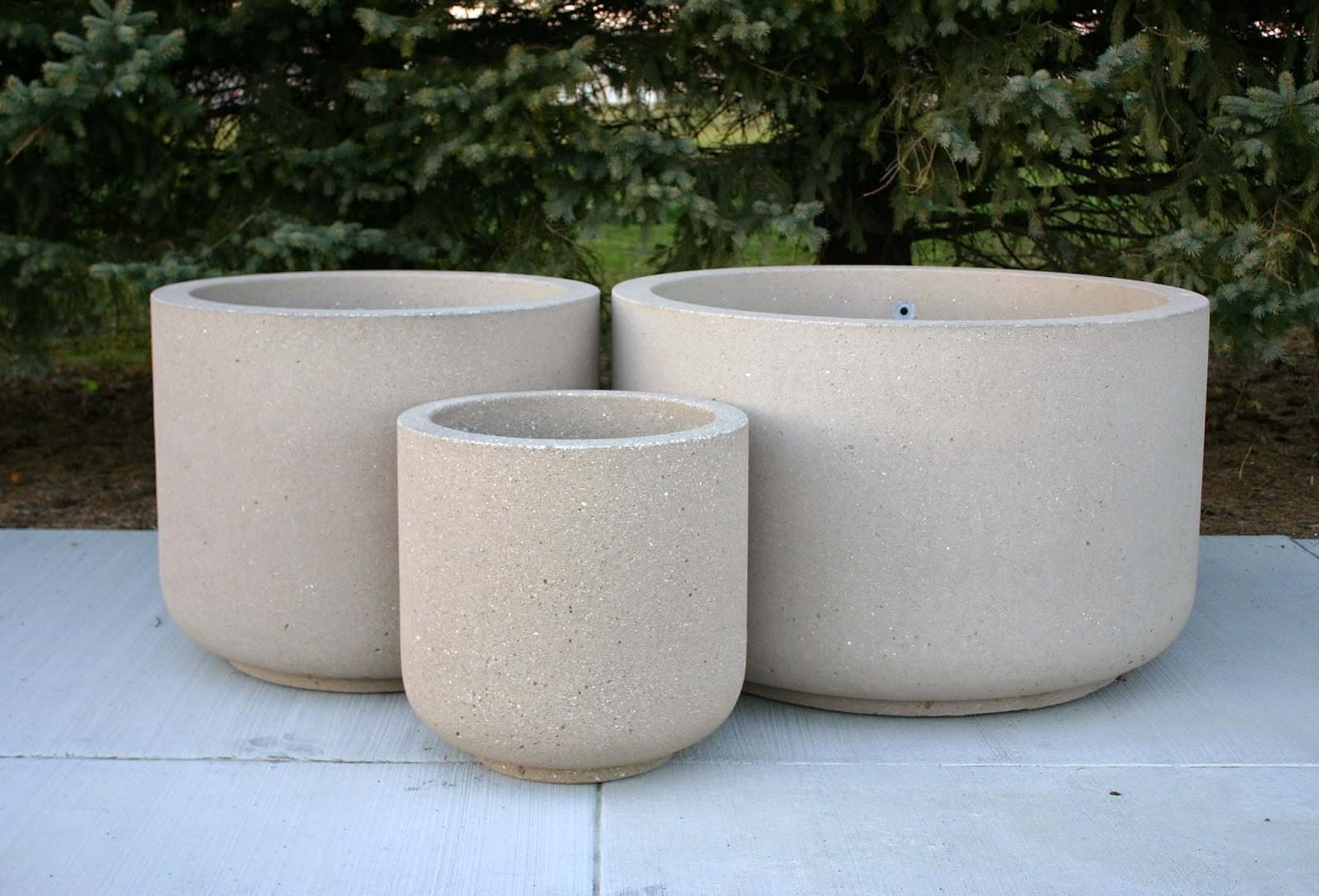 Diy Large Round Planters Projects
