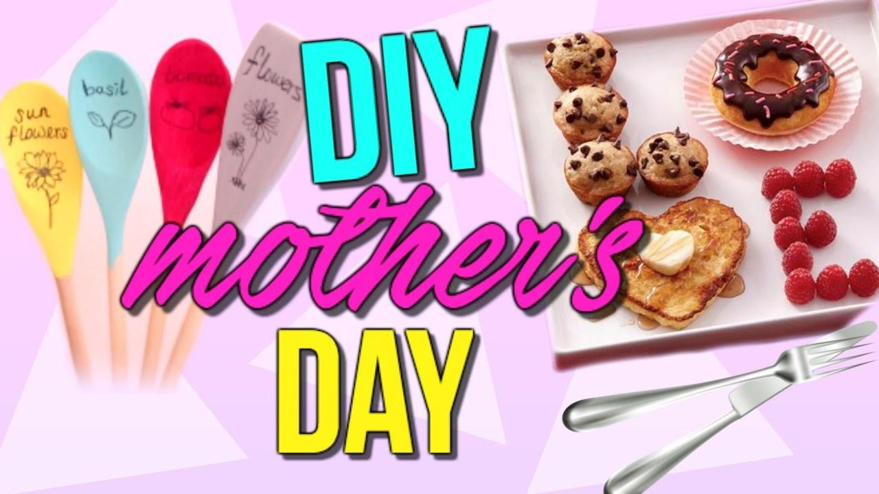 Diy Last Minute Mother Day Gift Ideas