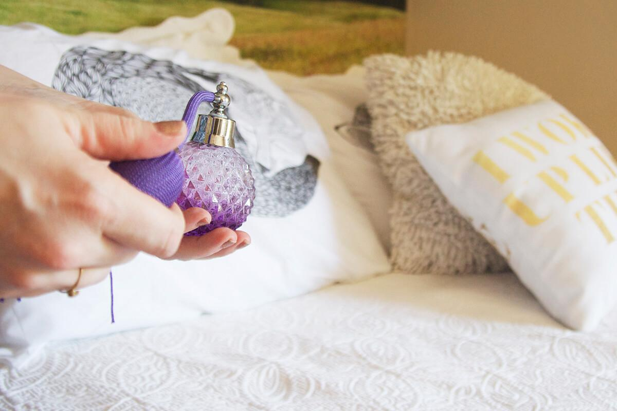 Diy Lavender Linen Spray Fit Queen