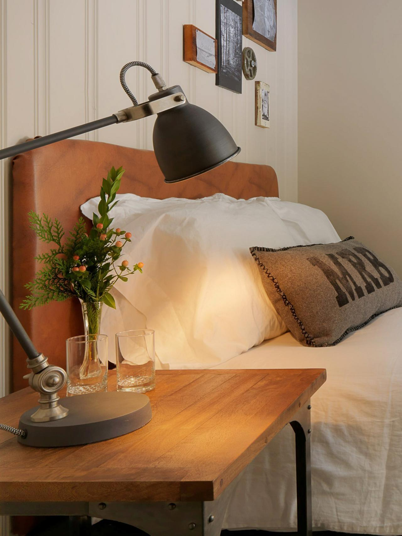 Diy Leather Like Headboard Project Tos