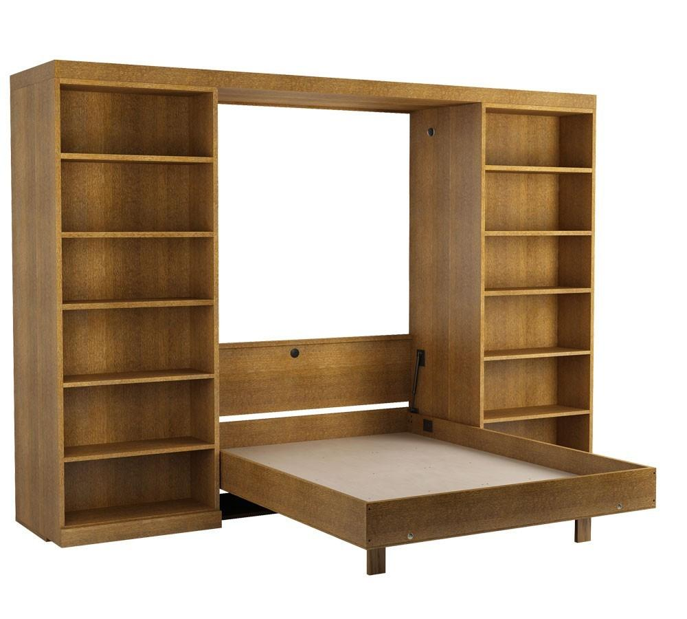 Diy Library Murphy Bed Plans