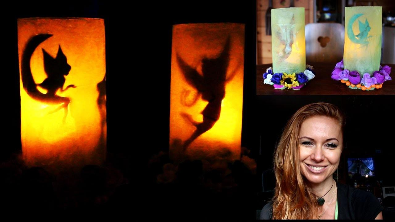 Diy Make Fairy Lantern Plastic Bottle