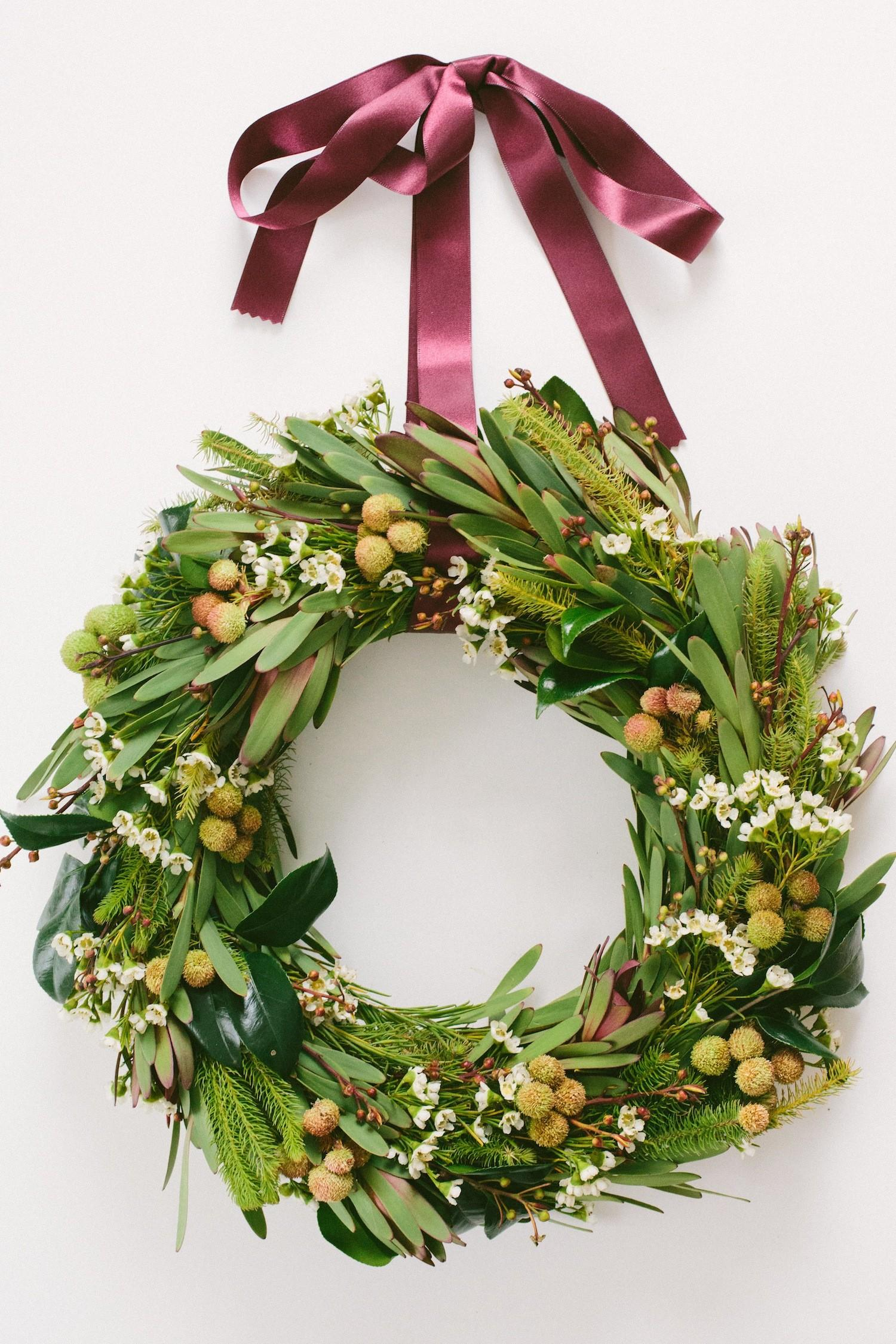 Diy Make Gorgeous Holiday Wreath