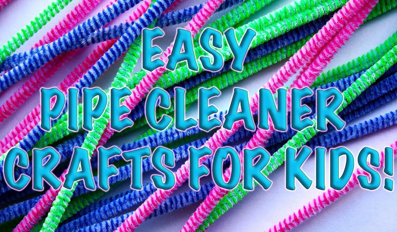 Diy Make Unique Homemade Creative Pipe Cleaner