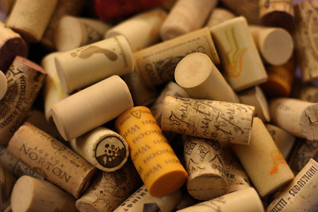 Diy Make Your Own Bath Mat Recycled Wine Corks