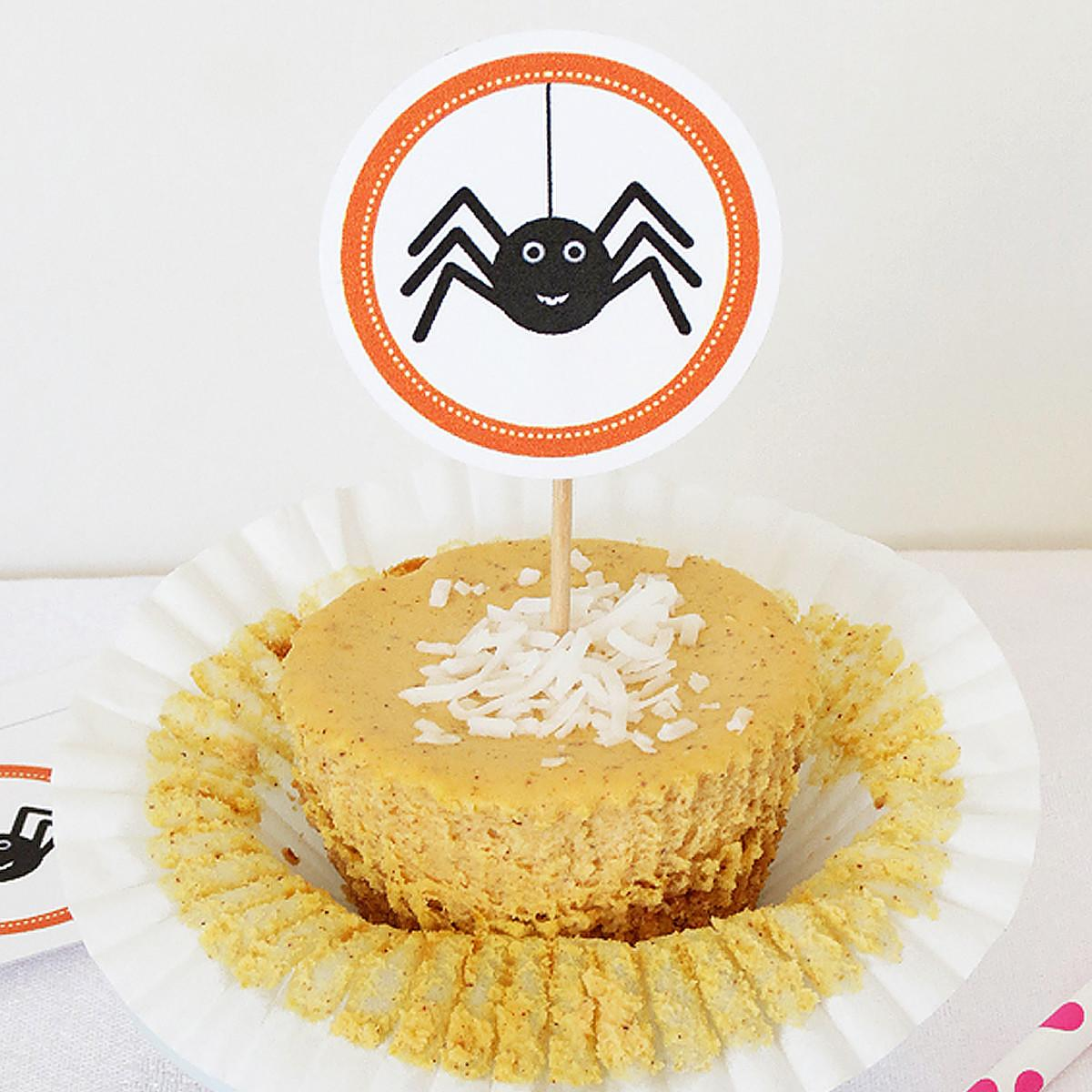 Diy Make Your Own Cupcake Toppers Halloween