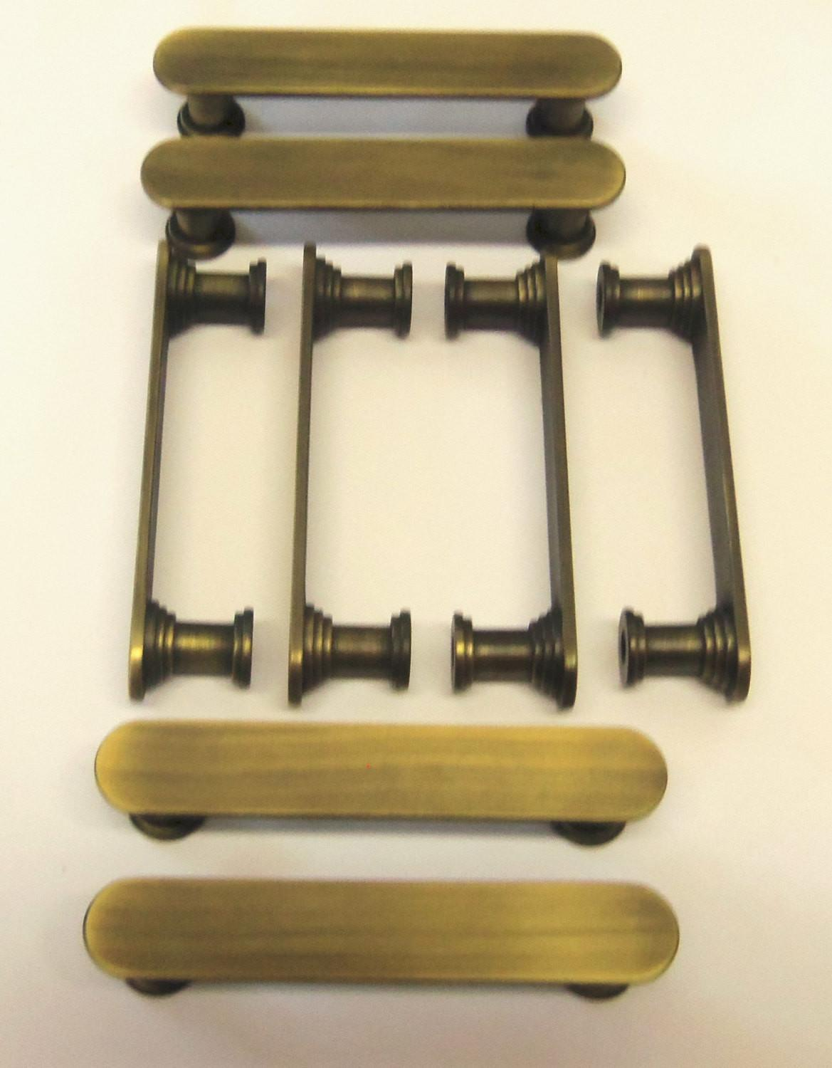Diy Make Your Own Drawer Pulls Bases Antique Brass Other