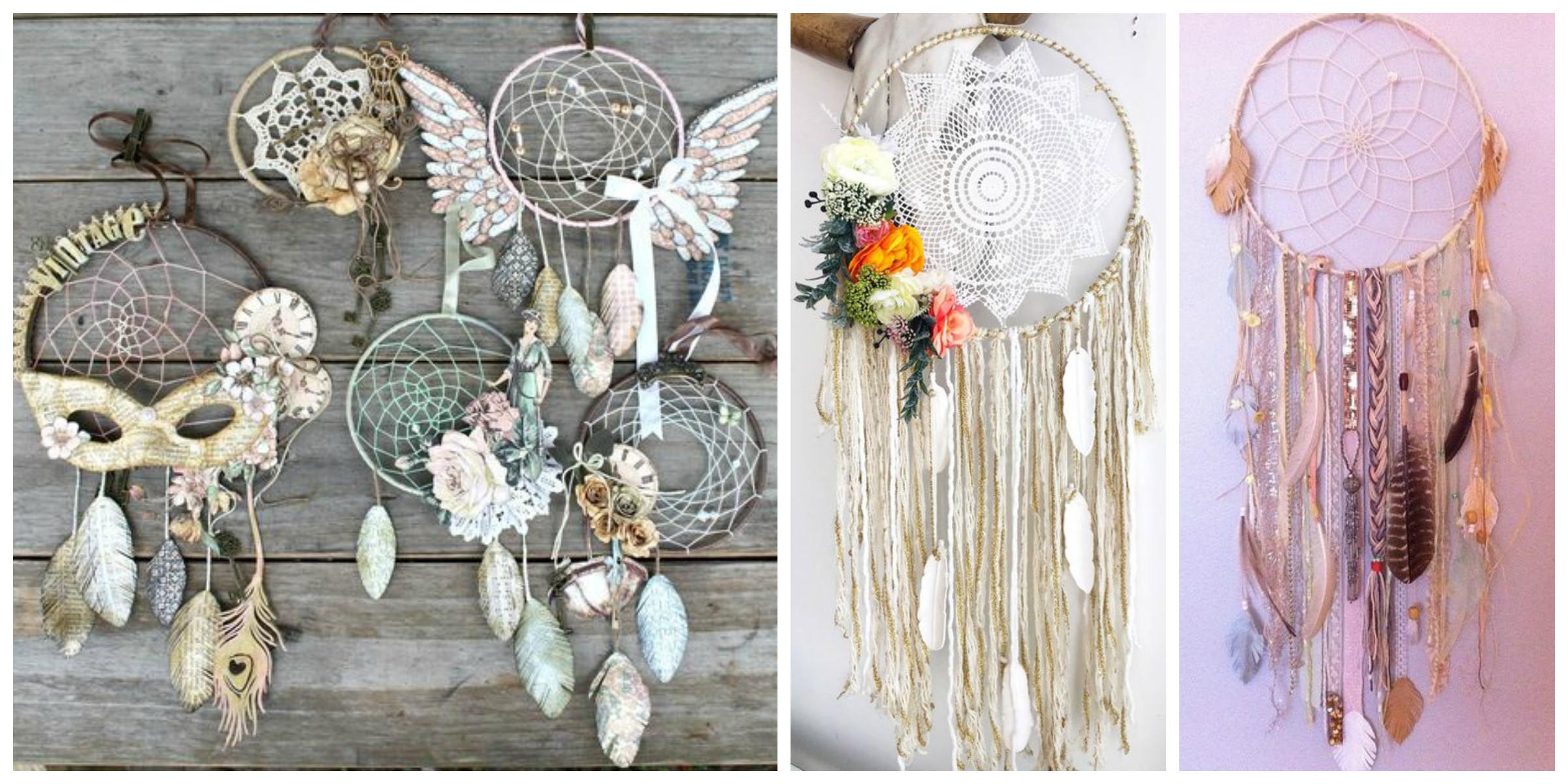 Diy Make Your Own Dream Catcher Lilyboutique