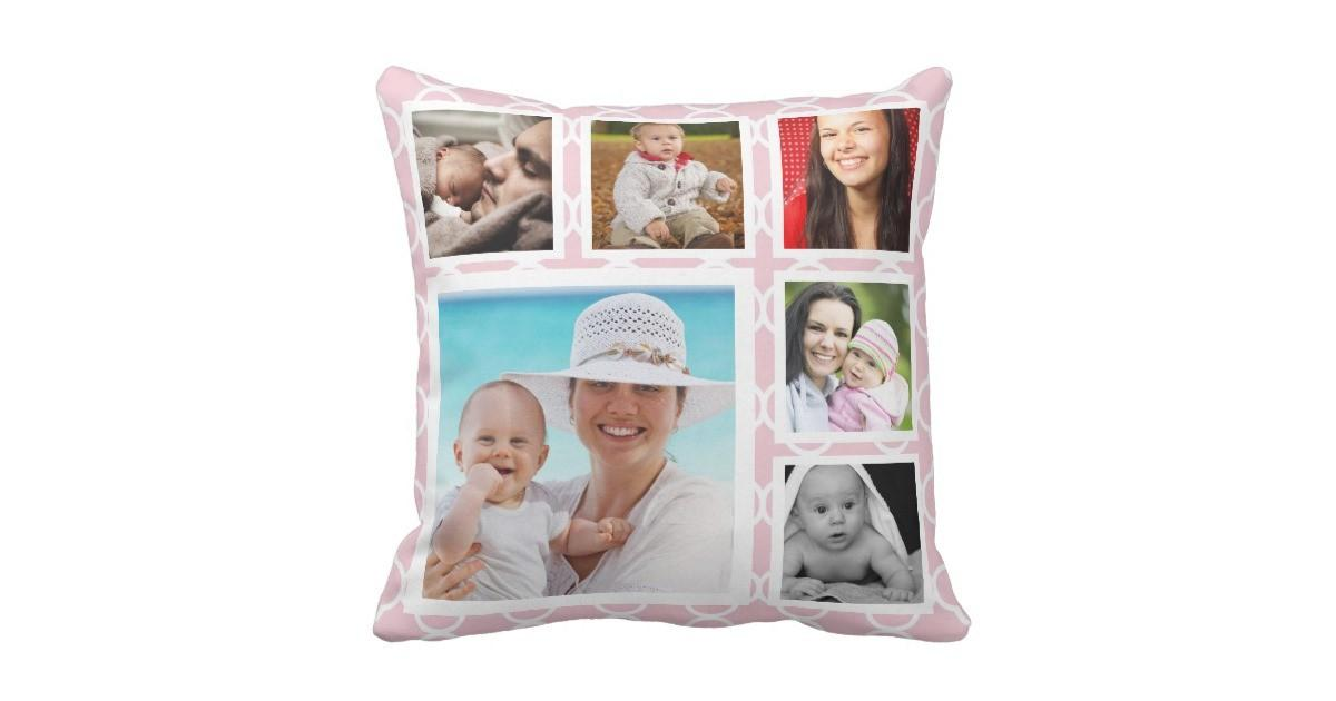 Diy Make Your Own Personalized Template Throw Pillow