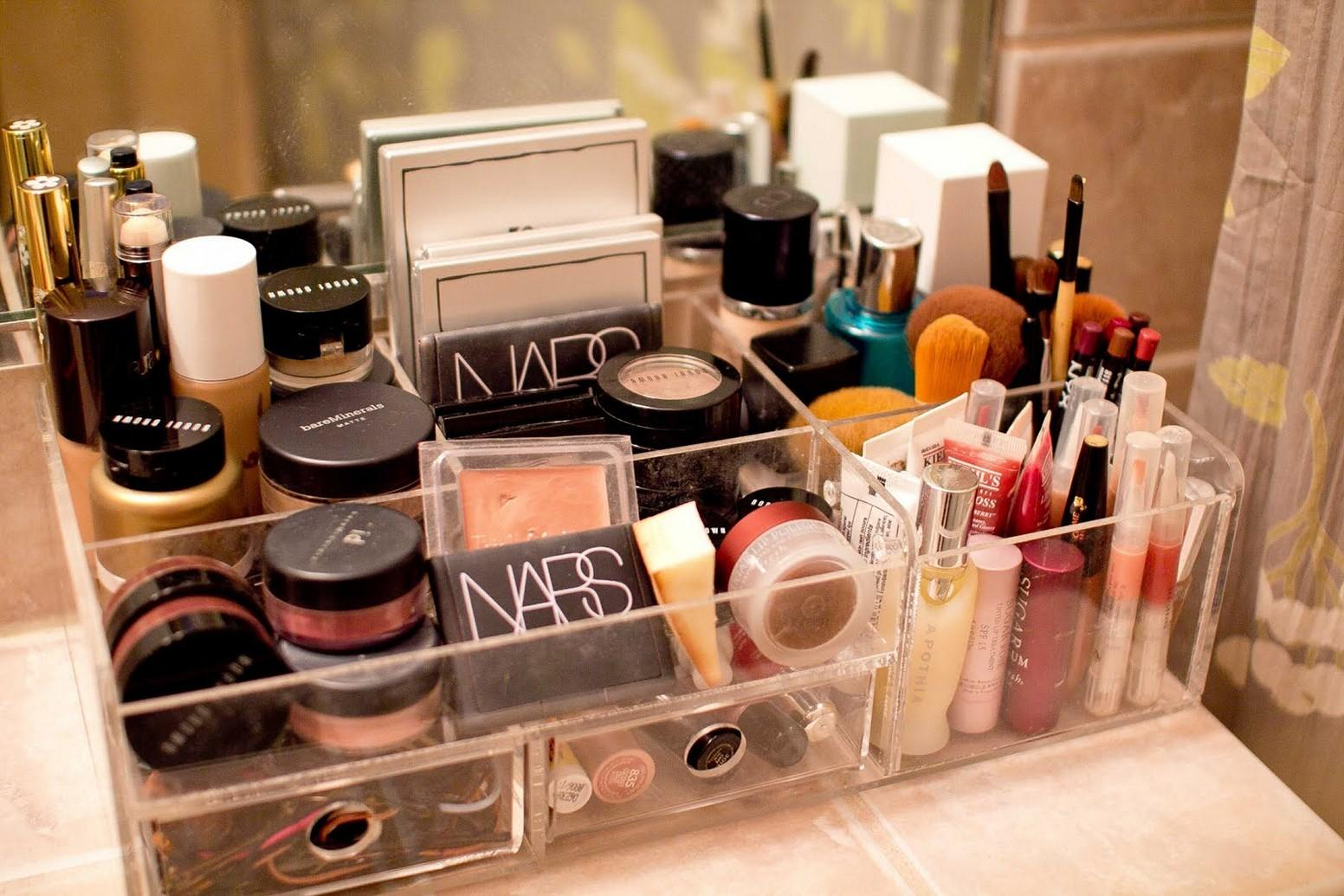 Diy Makeup Organizer Catchy Look