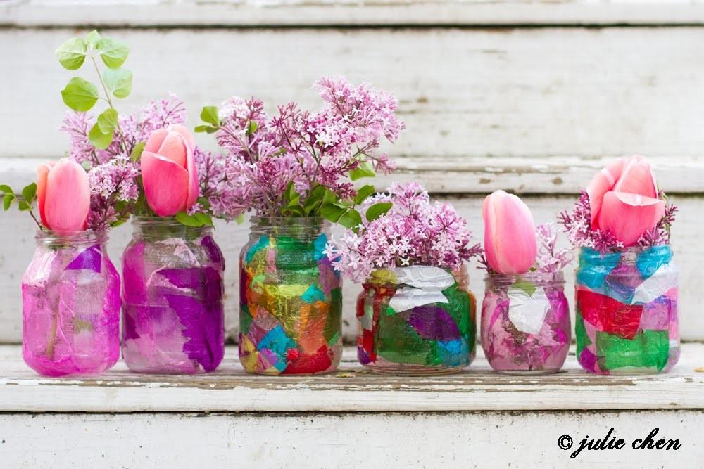 Diy May Day Mother Vases Catholicmom