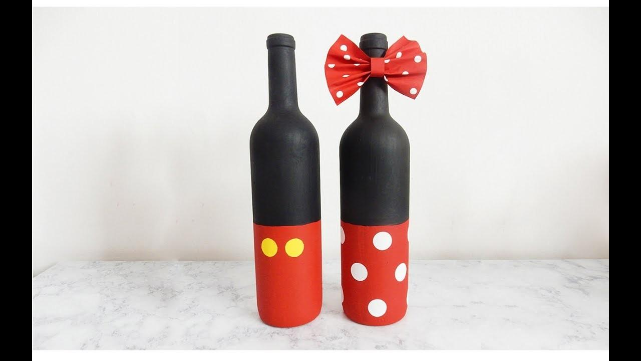 Diy Mickey Minnie Mouse Home Meal