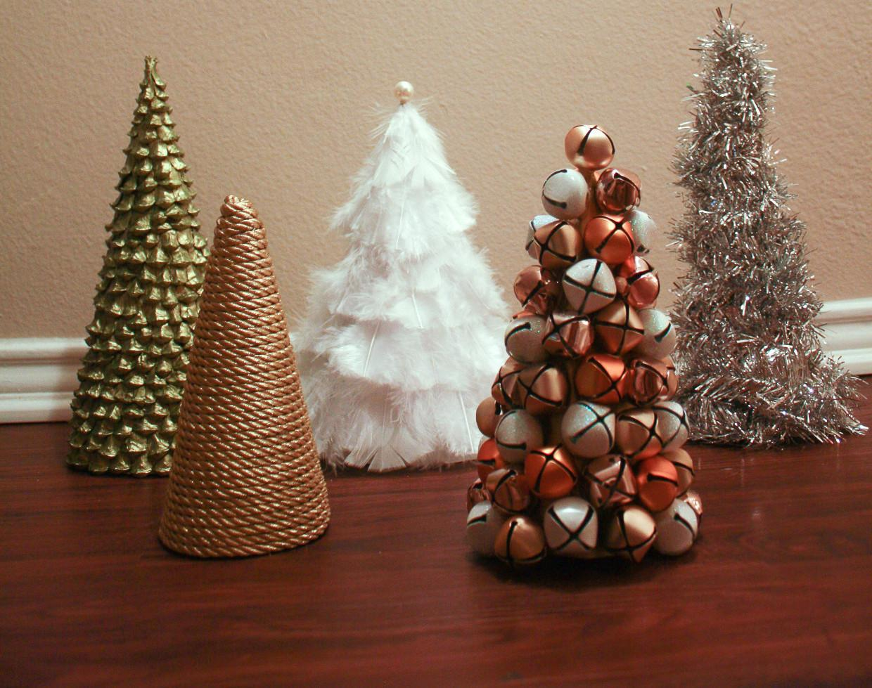 Diy Mini Christmas Trees Prudent Penny Pincher