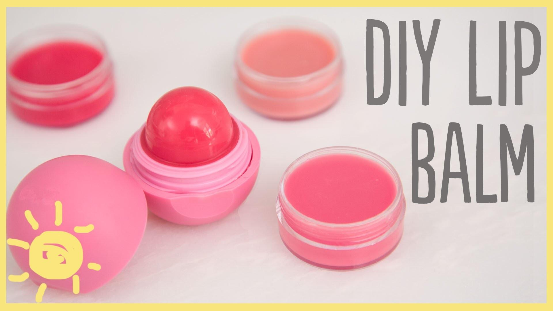 Diy Minute Lip Balm