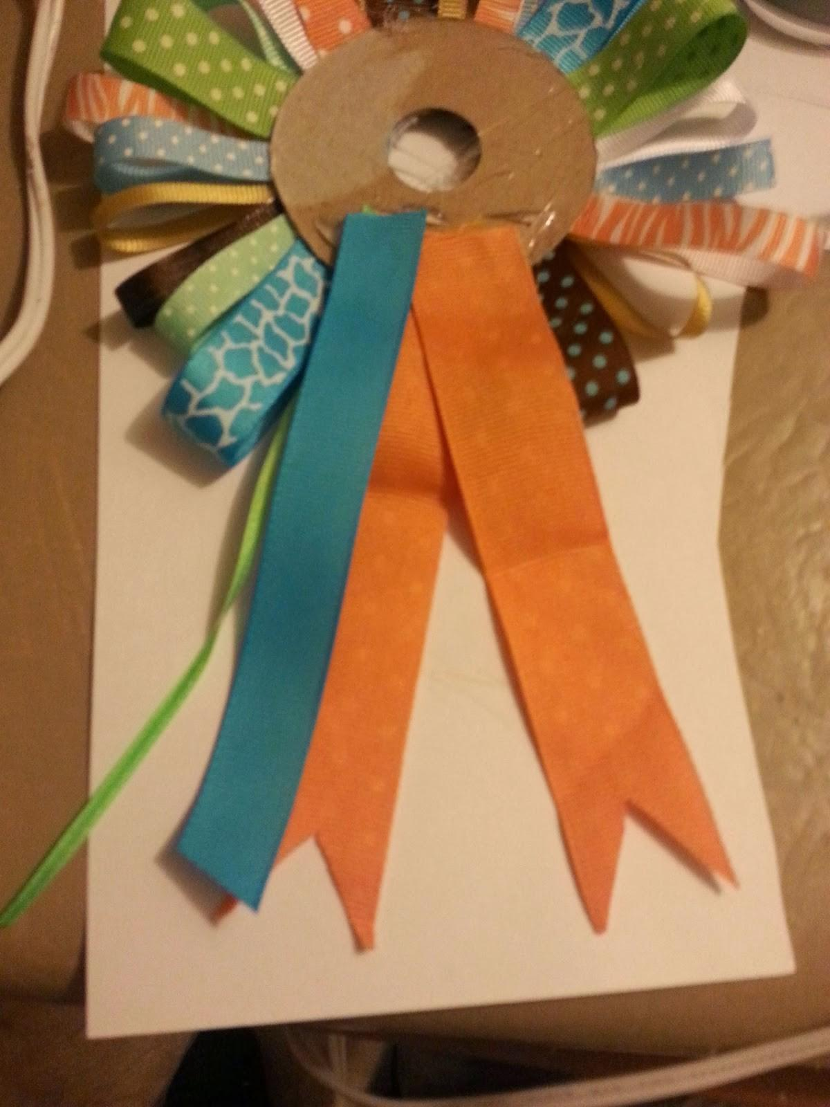 Diy Mommy Baby Shower Corsage