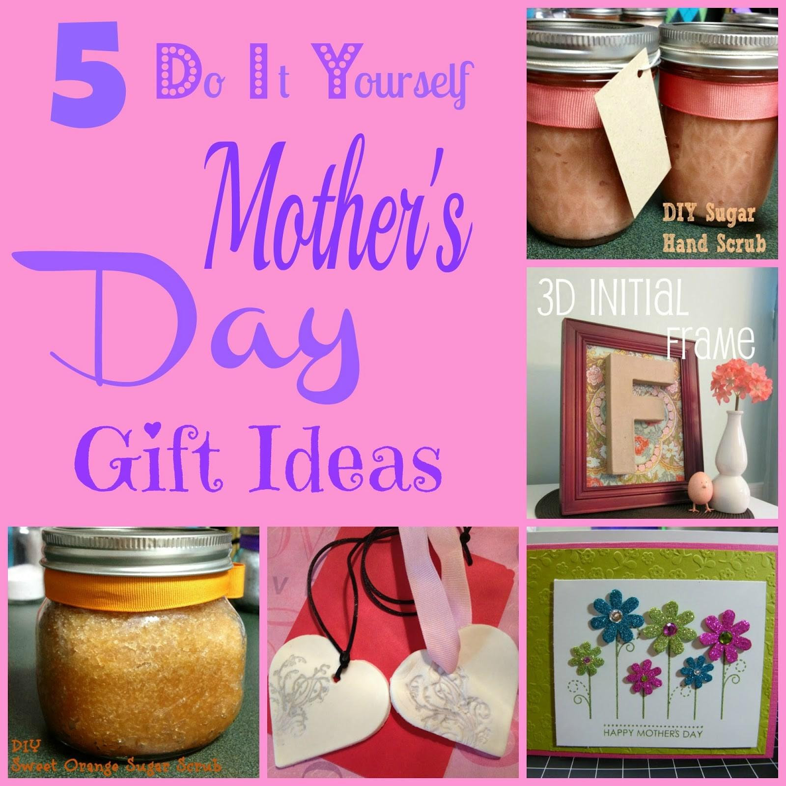 Diy Mother Day Gift Ideas Outnumbered