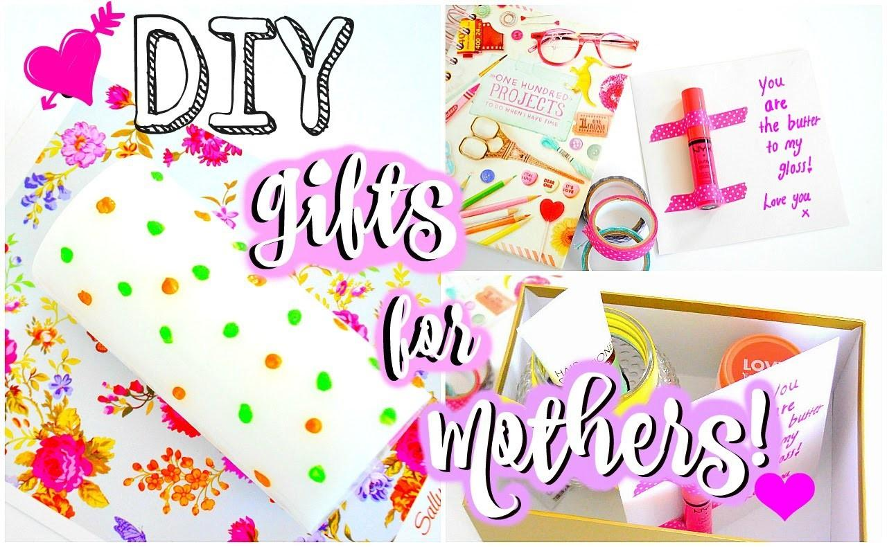Diy Mother Day Gifts 2016 Moms