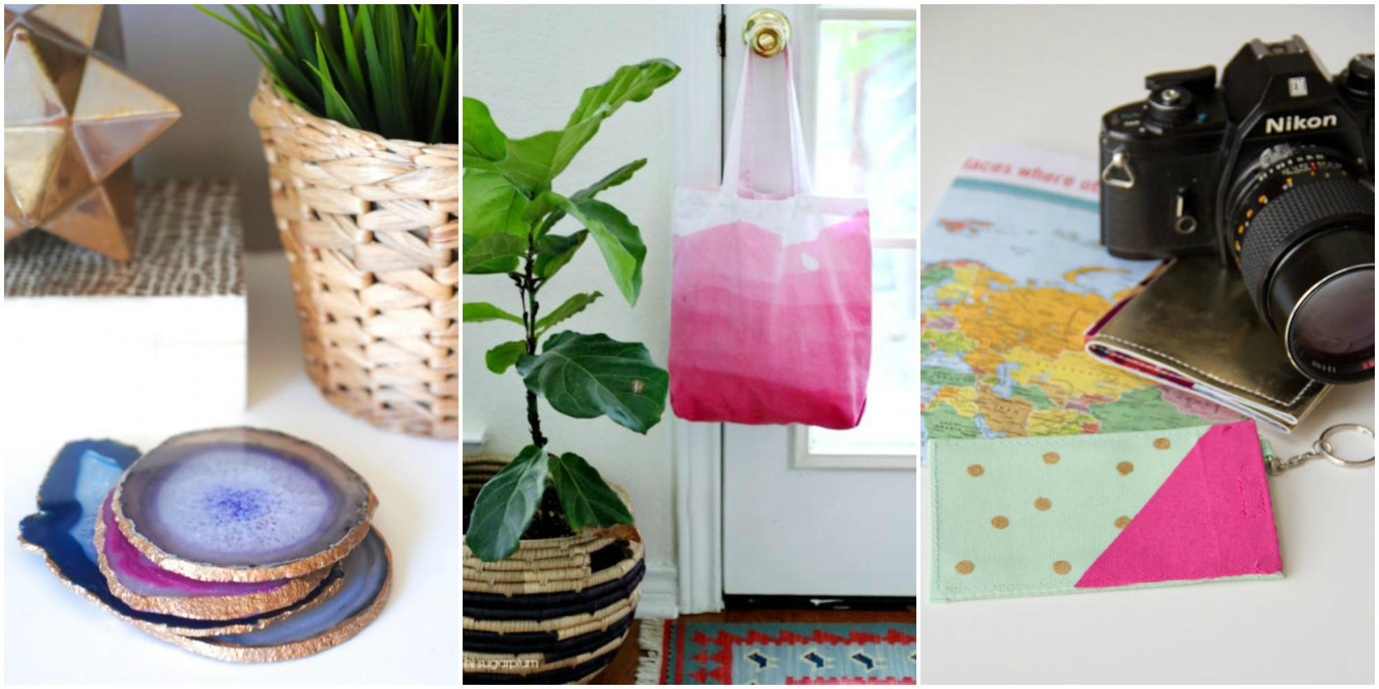 Diy Mother Day Gifts Crafts Best Homemade