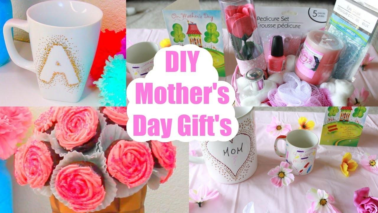 Diy Mother Day Gifts Ideas Inspired