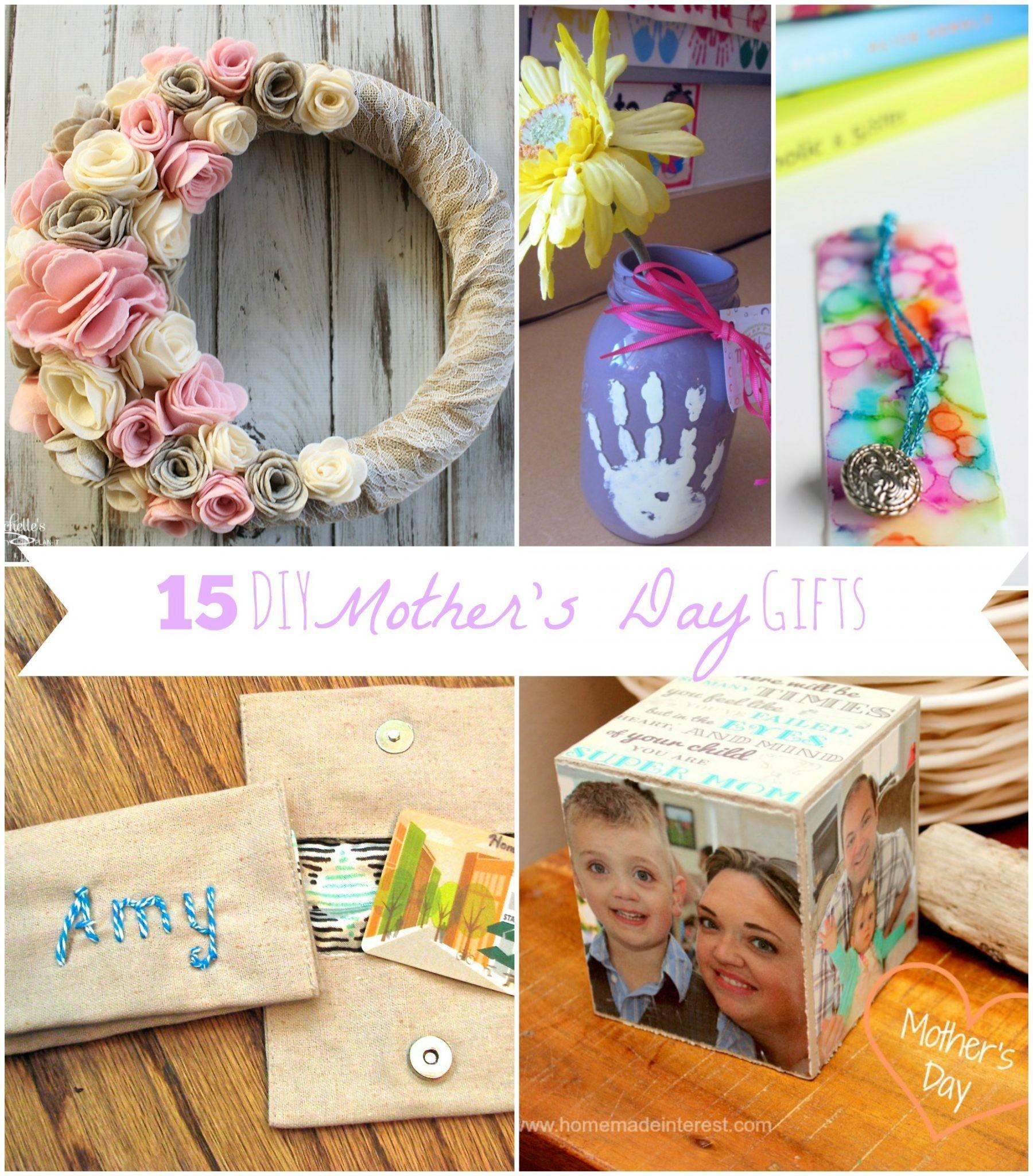 Diy Mother Day Gifts Michelle Party Plan