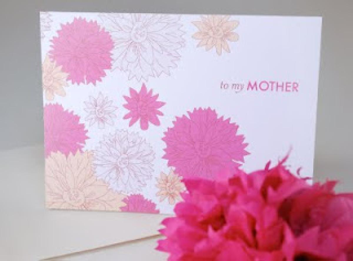 Diy Mother Day Gifts Printable Cards Huffpost