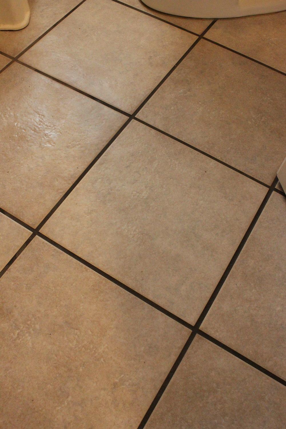Diy Natural Grout Cleaner Tile Floor Home Decorating