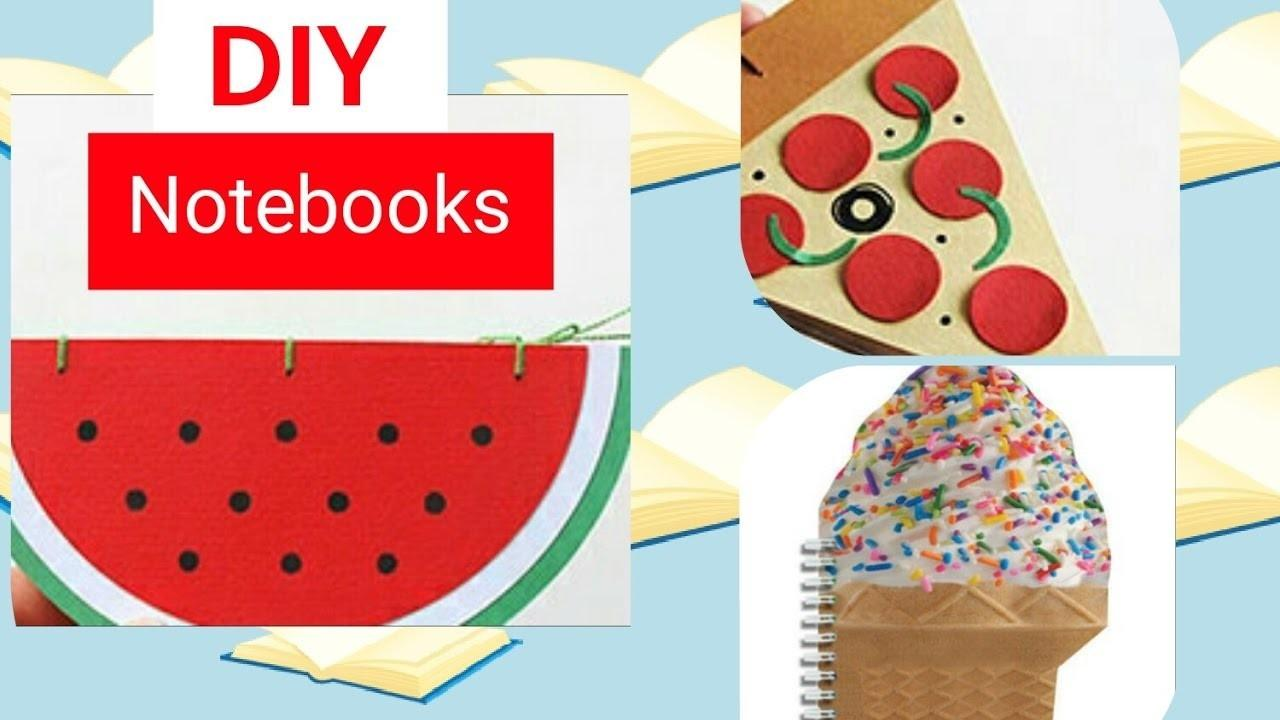 Diy Notebooks Made Cereal Box Crafts
