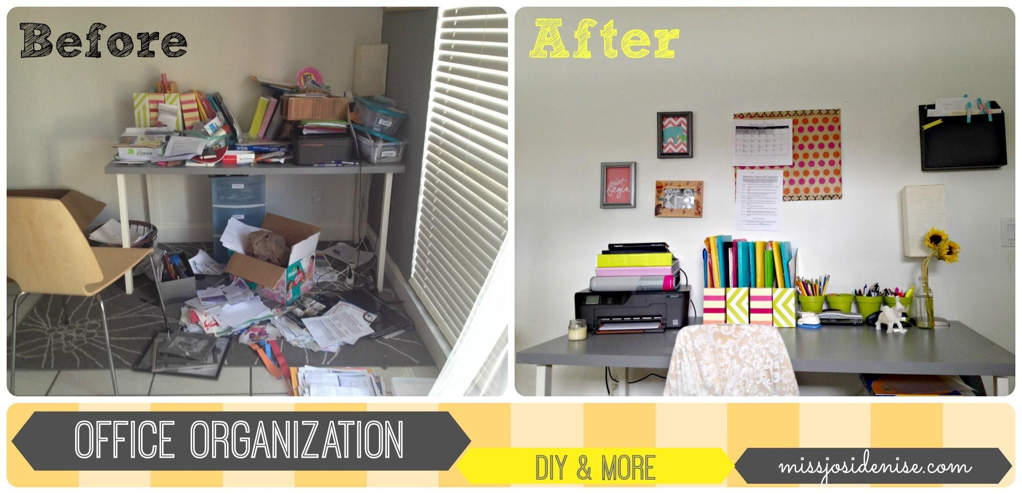 Diy Office Organization Jenna Burger Yourself