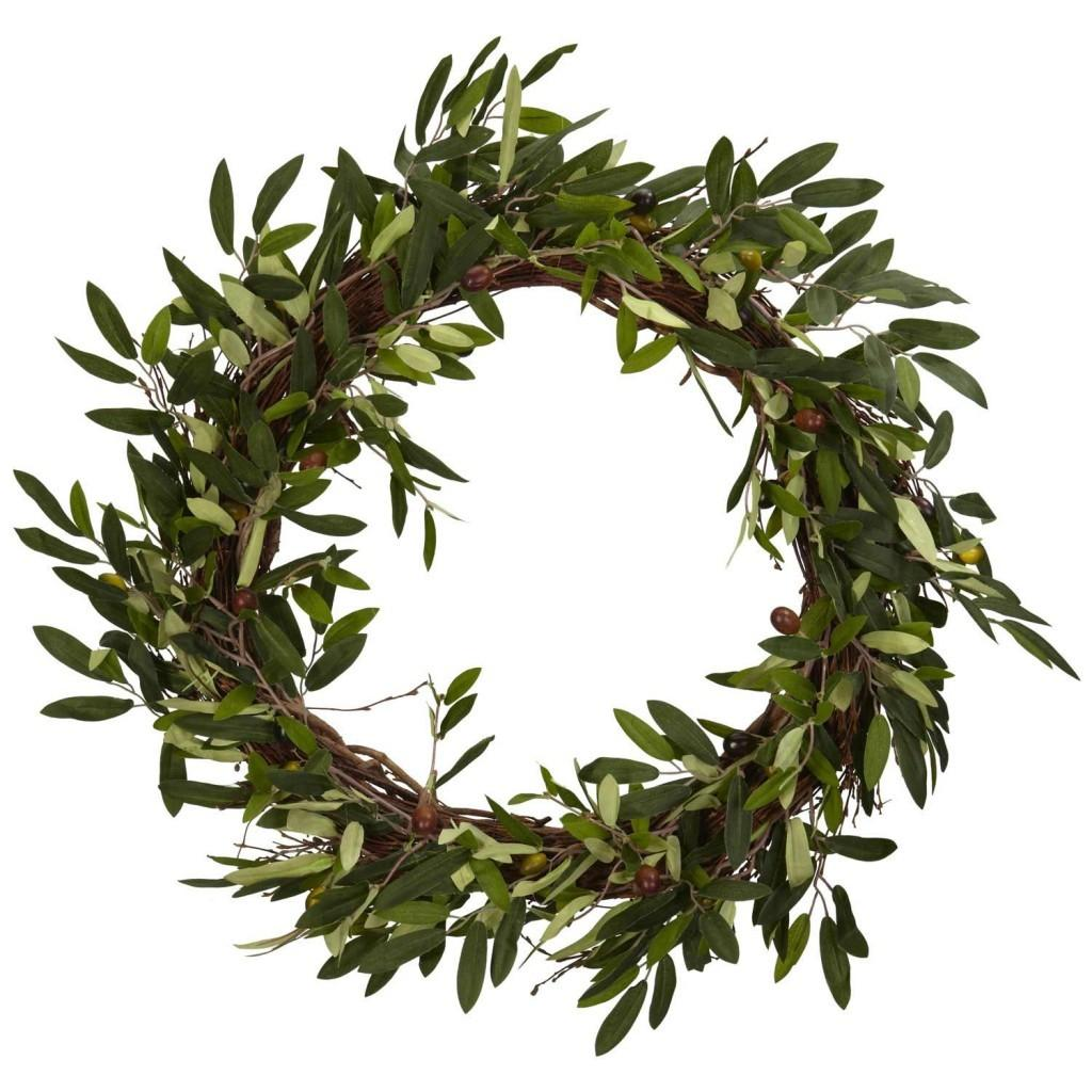 Diy Olive Branch Wedding Decor