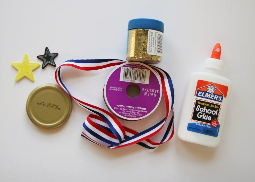 Diy Olympics Medals Homemade Ginger