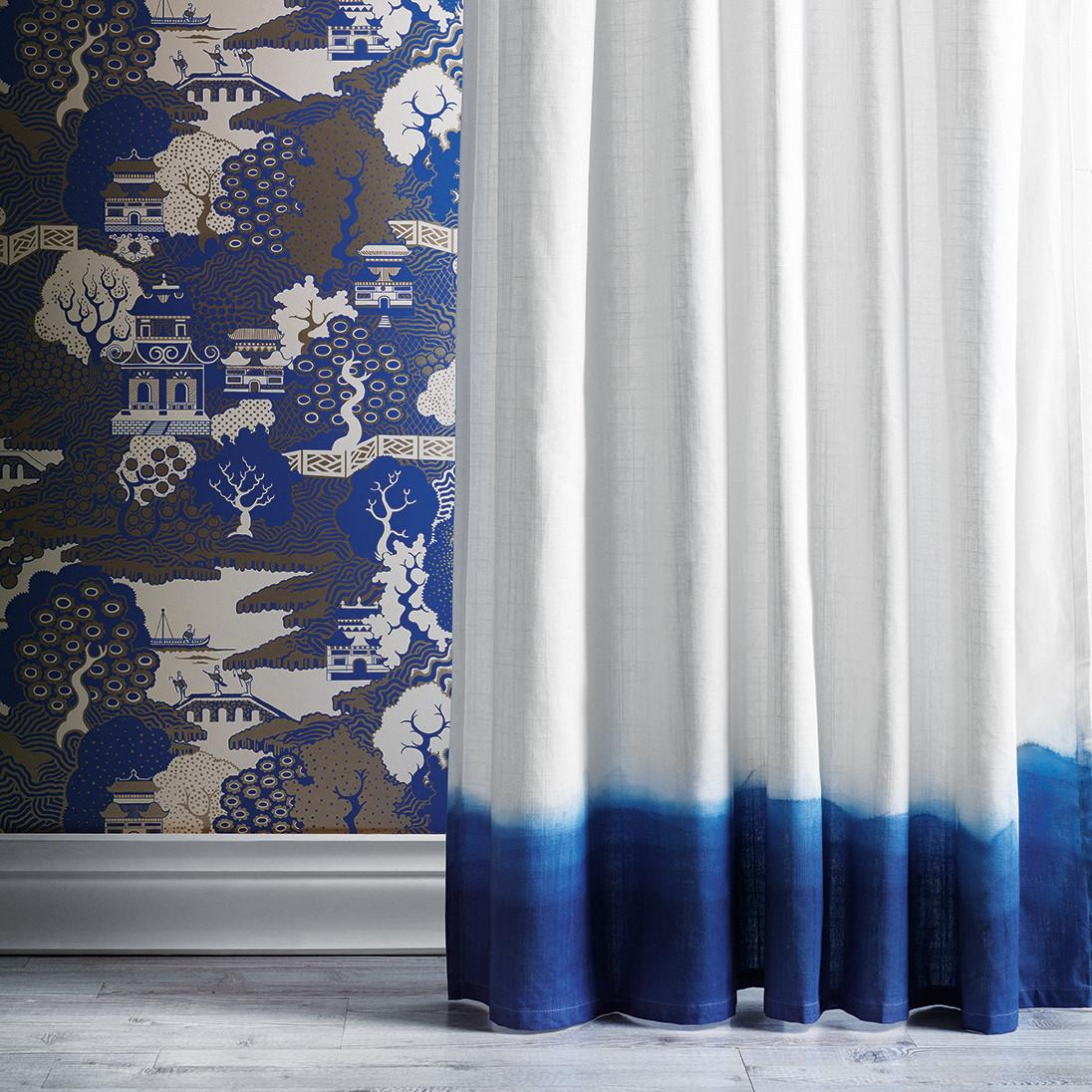 Diy Ombre Curtains Curtain Menzilperde