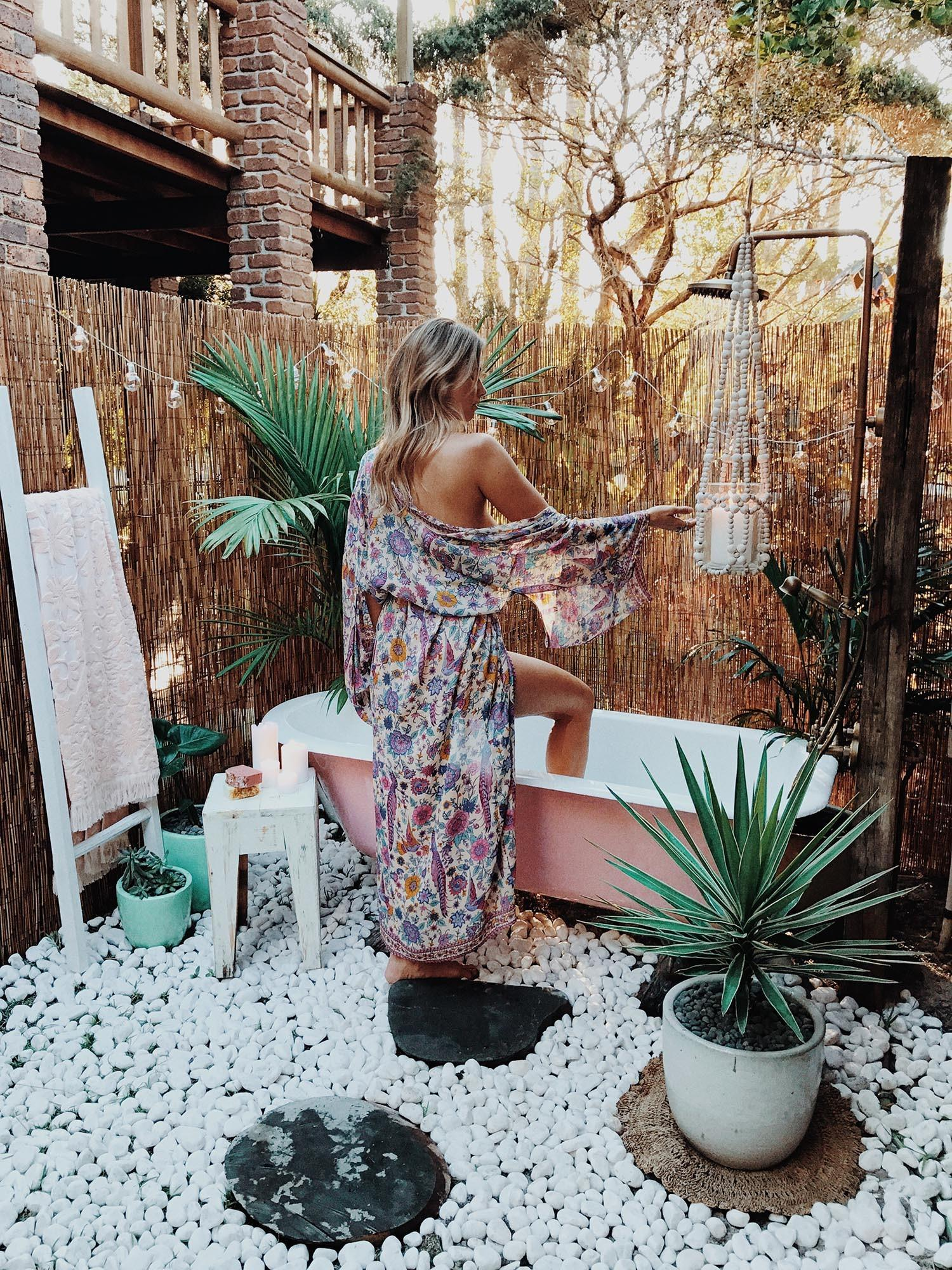 Diy Outdoor Bath Spell Gypsy Collective