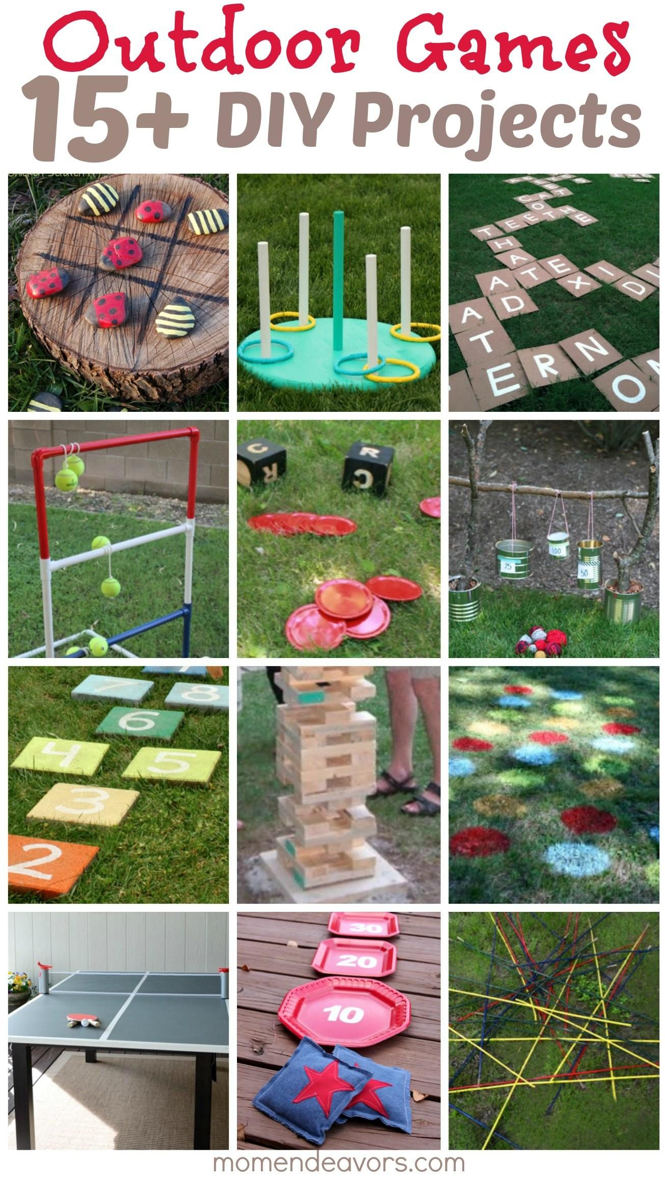 Diy Outdoor Games Awesome Project Ideas Backyard