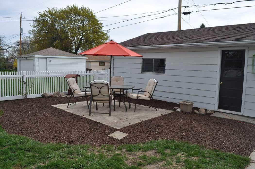 Diy Outdoor House Landscape Front Yard Backyard