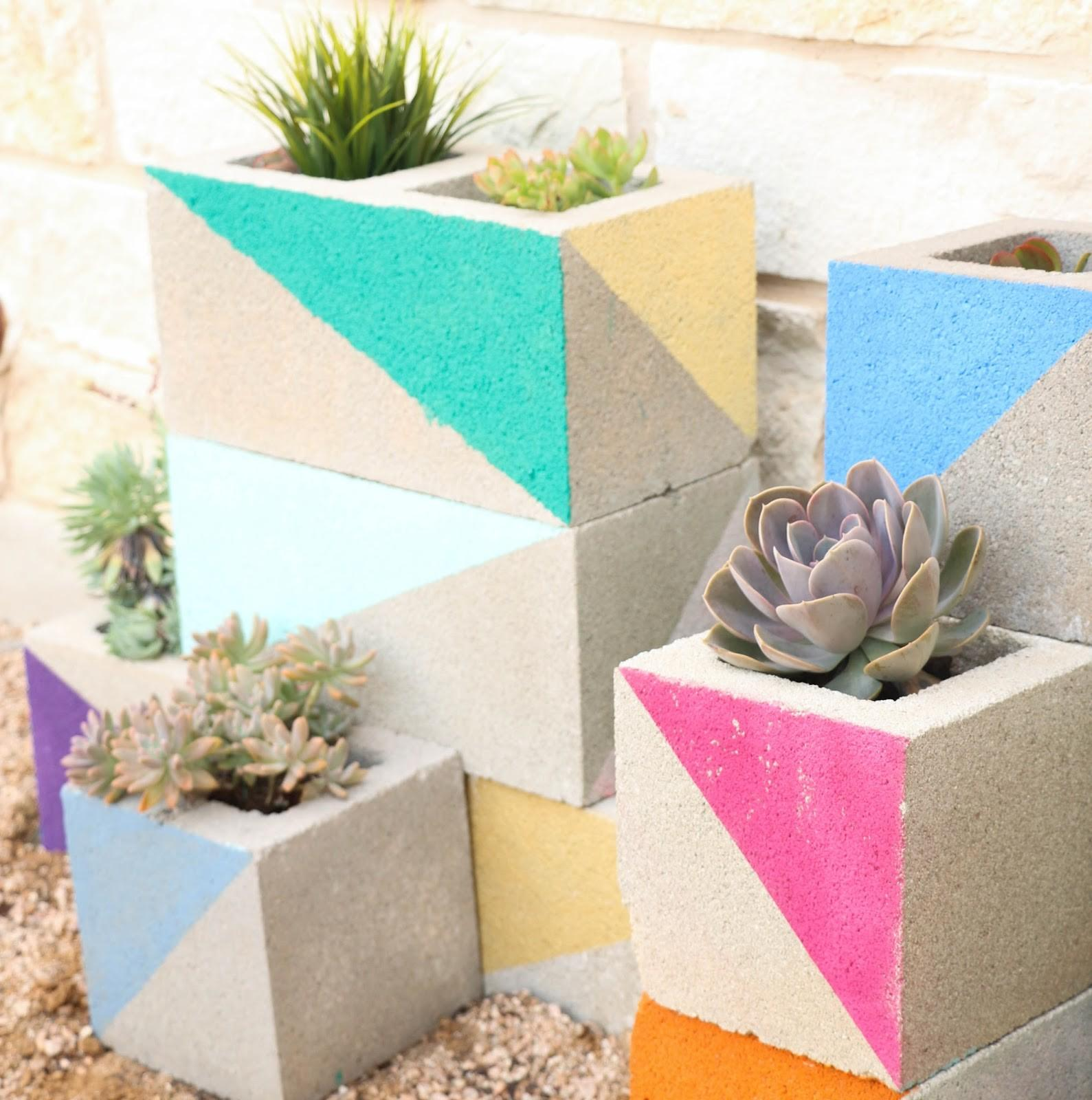 Diy Outdoor Succulent Bench Kailo Chic Life
