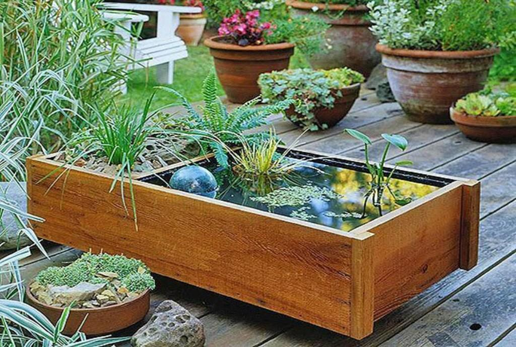 Diy Outdoor Water Fountain Material Great Home Decor