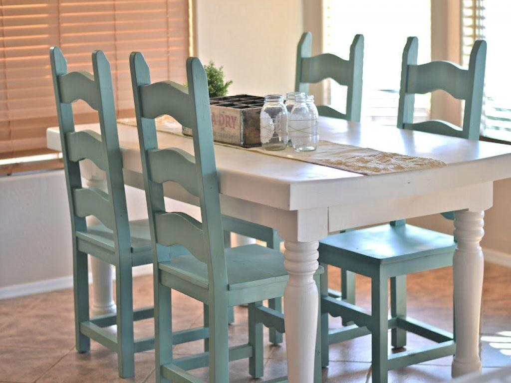 Diy Painted Dining Room Enchanting Best Paint