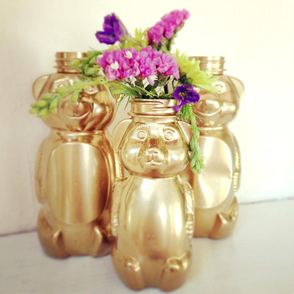 Diy Painted Honey Bears Popsugar Smart Living