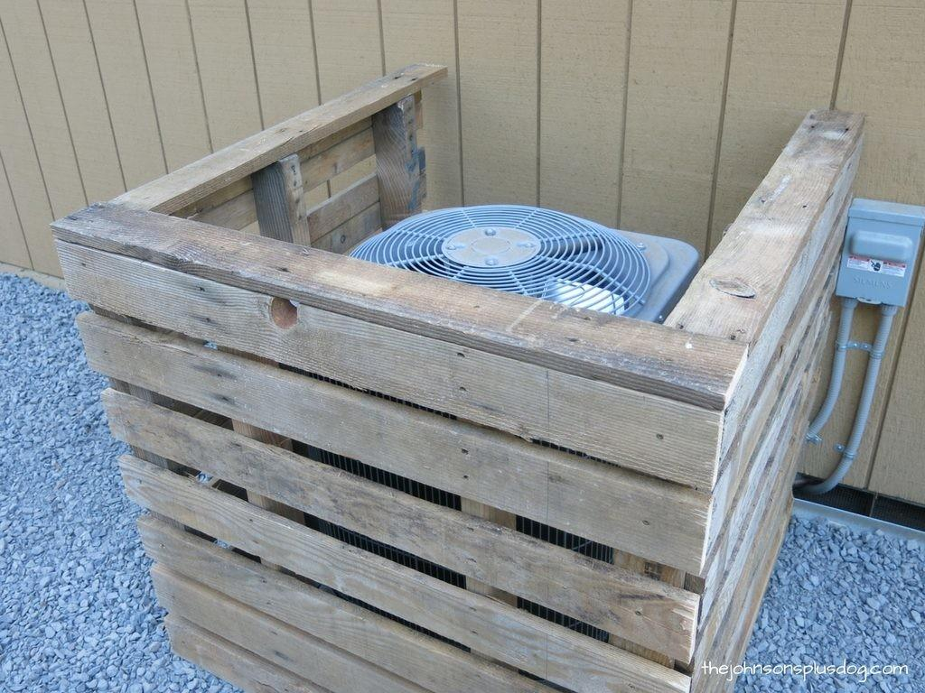 Diy Pallet Cover Can Make Just Minutes