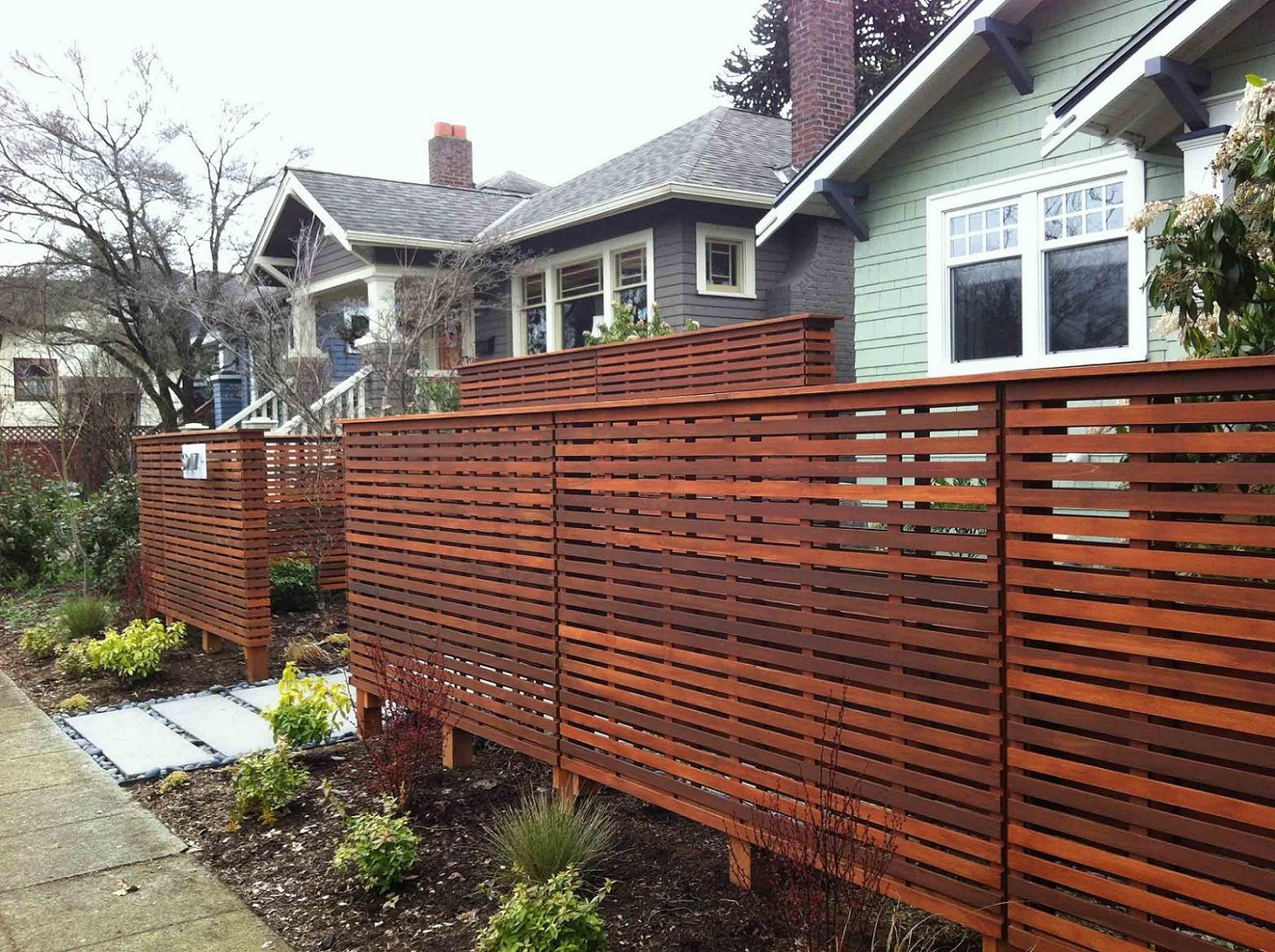 Diy Pallet Fence Ideas