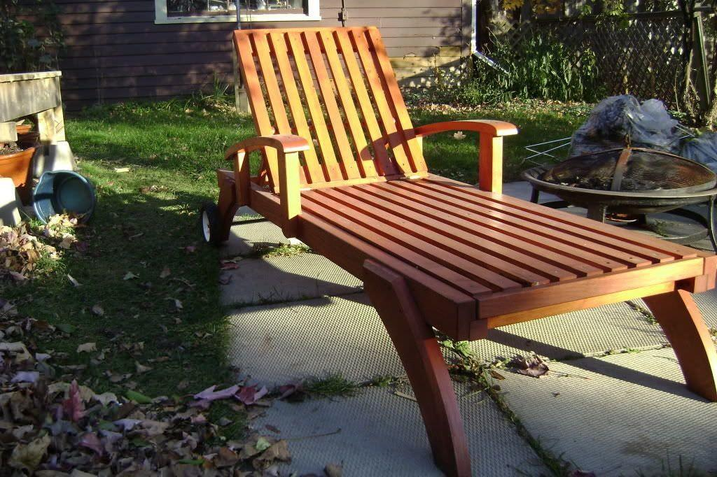 Diy Patio Chaise Lounge Tedx Decors Useful