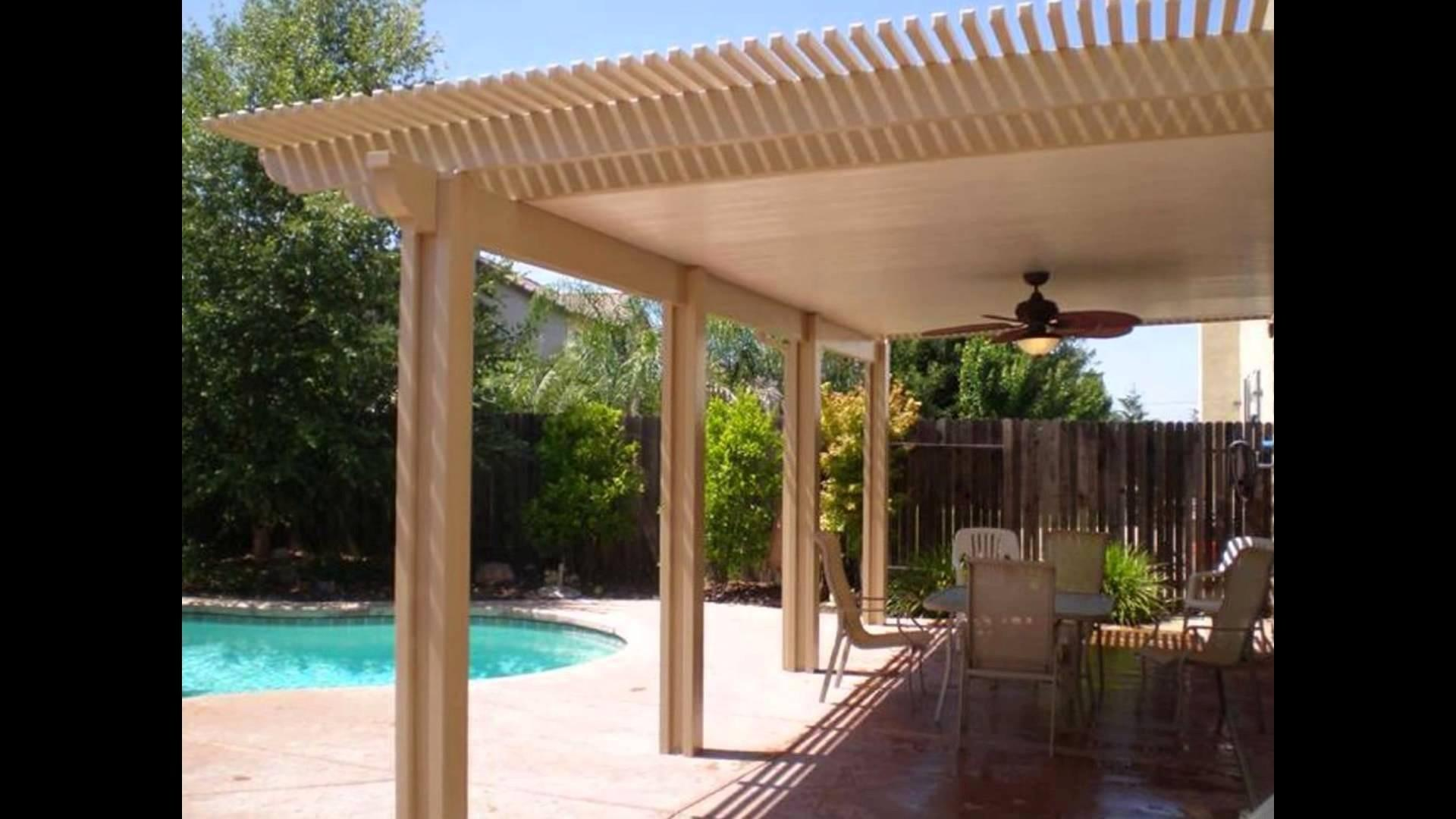 Diy Patio Cover Ideas Best Covers Model
