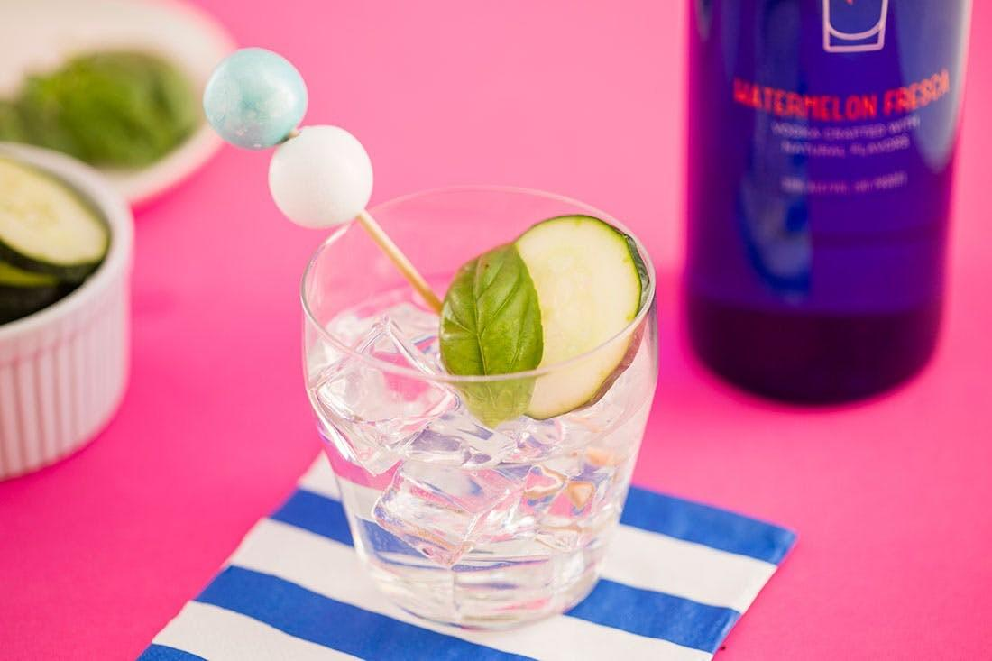 Diy Perfect Summer Cocktail Bar Brit