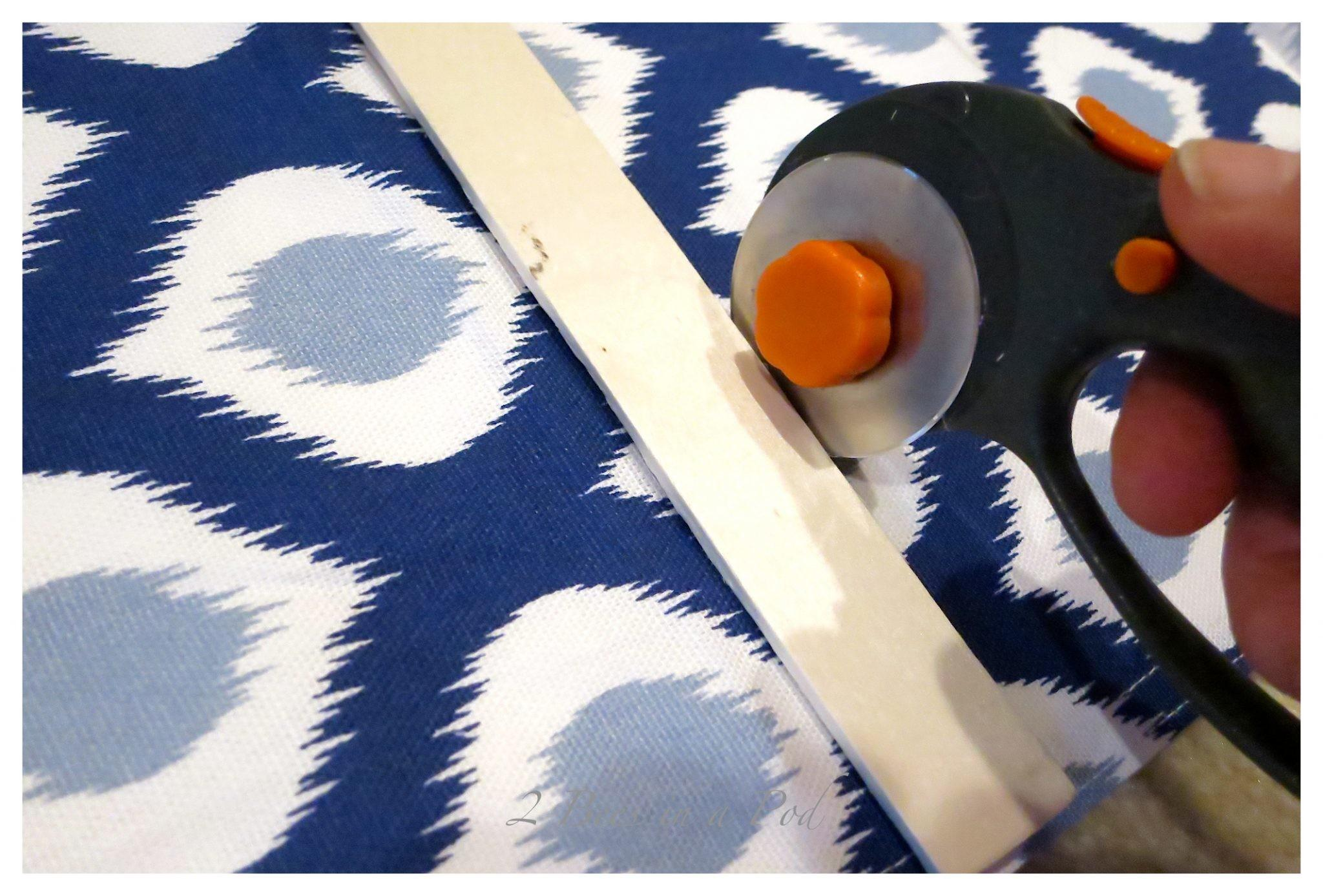 Diy Pillow Covers Made Dinner Napkins Bees
