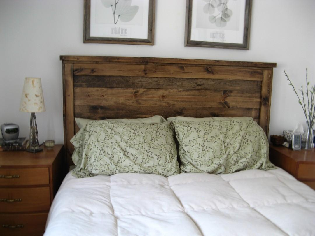 Diy Platform Bed Plans King Woodworking Camp Hand Made